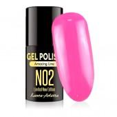 5 ml Glamour Amazing Line Gel N02 für UV und LED