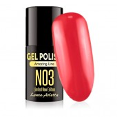 5 ml Glamour Amazing Line Gel  N03 Glamour Red